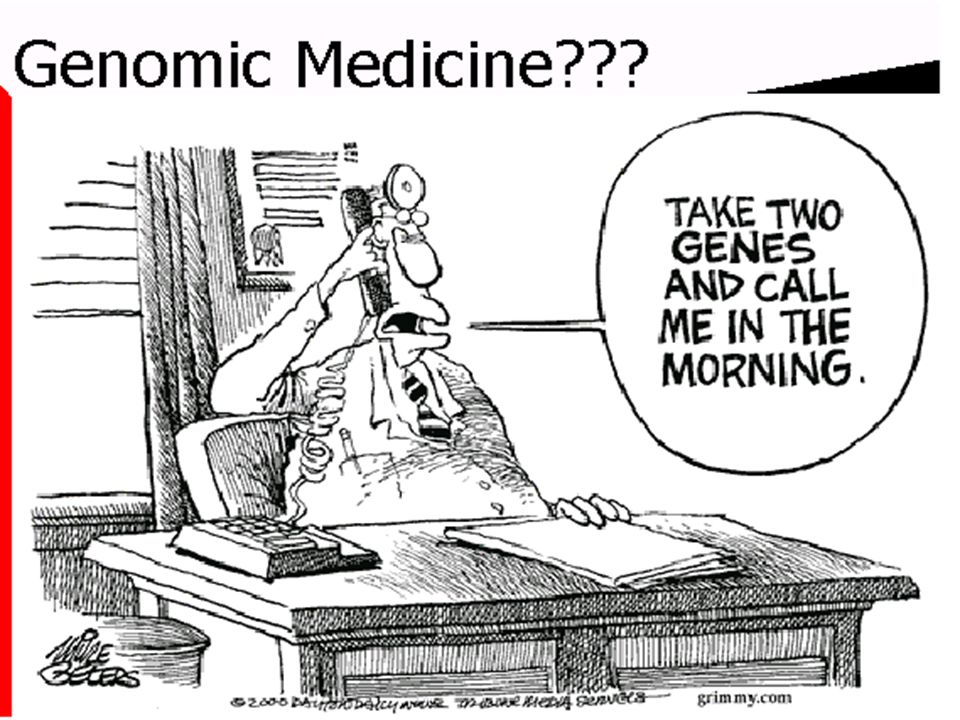 How Will the Medicine of the 21 st Century Be Like.