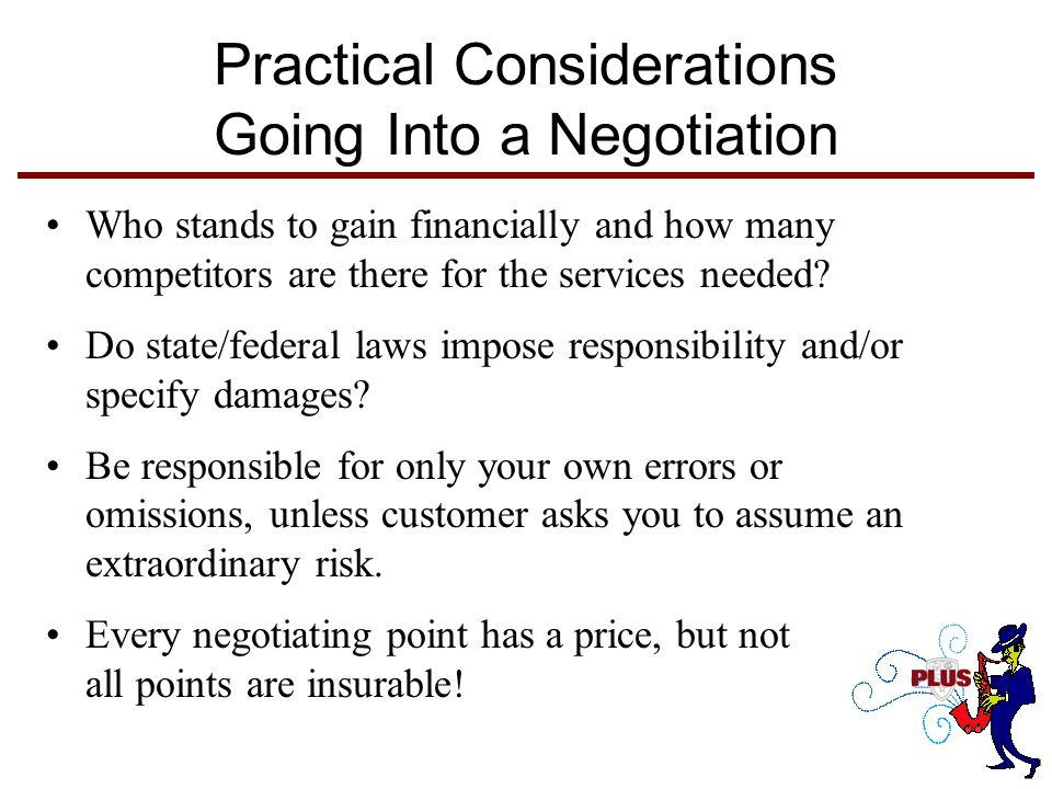 Underwriting Process What does the insured company sell.
