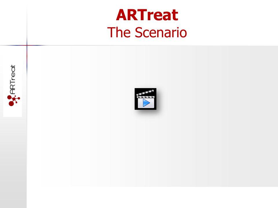 ARTreat The Scenario