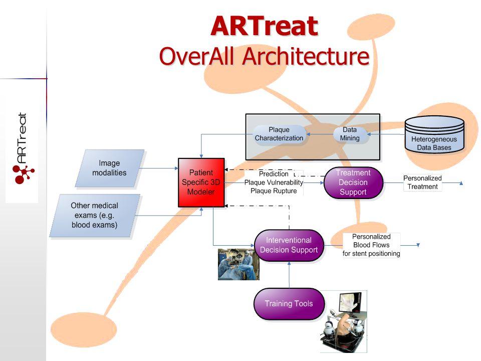 ARTreat OverAll Architecture