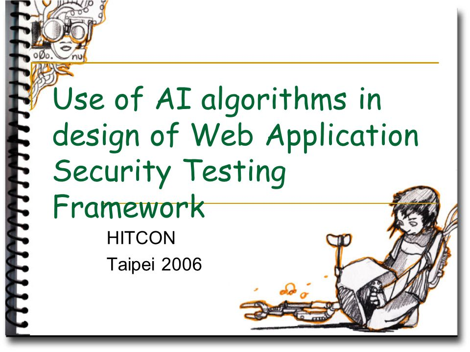 What would we like to have Maximum automation of web hacking process Minimum of code writing.