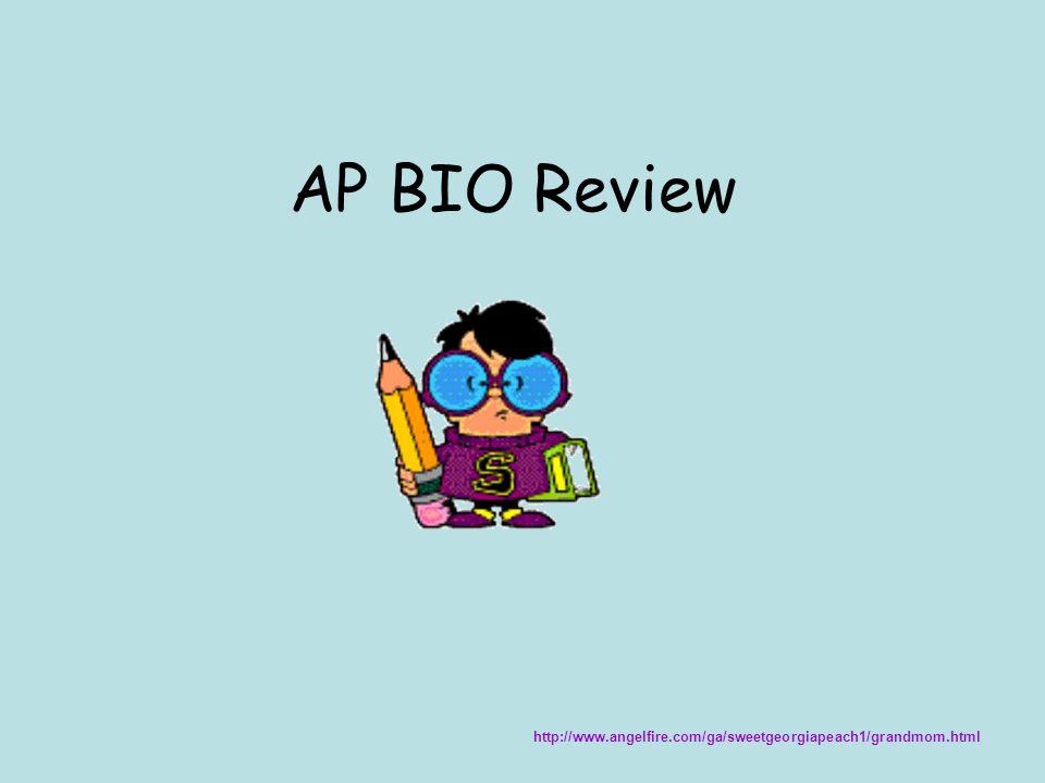 AP BIO Review http://www.angelfire.com/ga/sweetgeorgiapeach1/grandmom.html