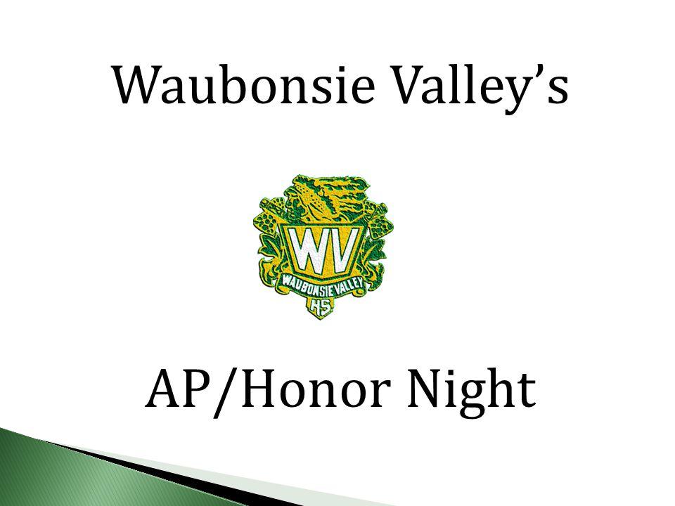 Waubonsie Valley's AP/Honor Night