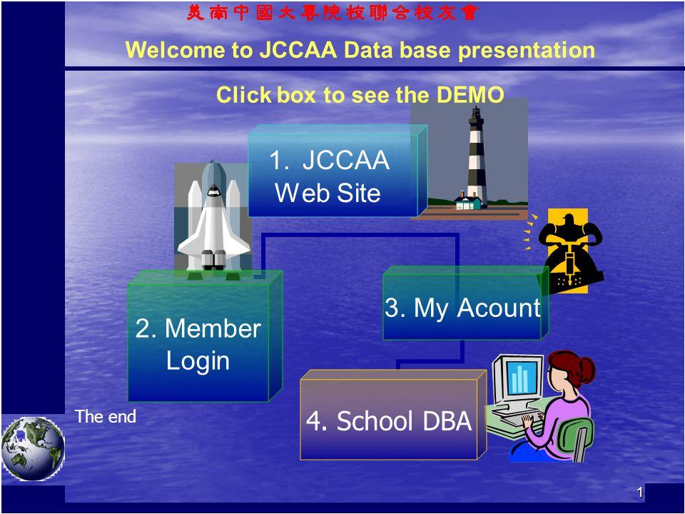 2 Web address www.jccaa.net