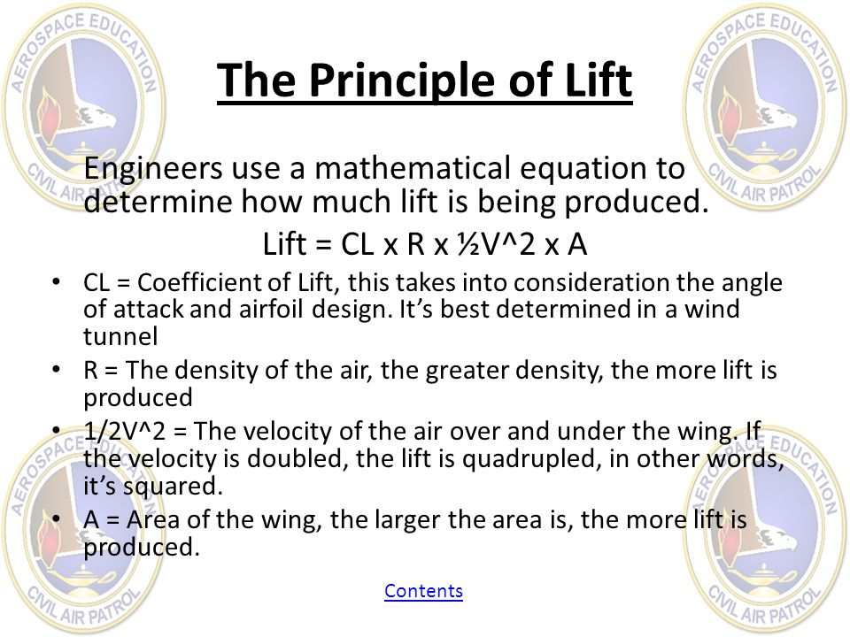 The Forces Acting Upon an Aircraft Natural Forces Drag – Drag is caused by the air the aircraft is travelling through.