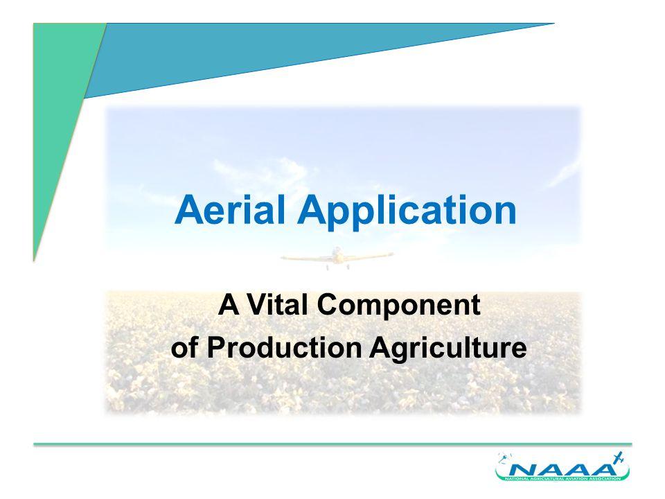 Voice of the Aerial Application Industry 1440 Duke Street  Alexandria, VA 22314 (202) 546-5722  (202) 546-5726 (FAX) www.agaviation.org