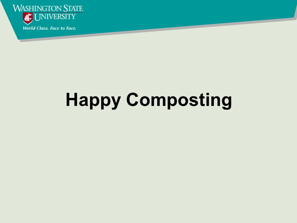 Happy Composting