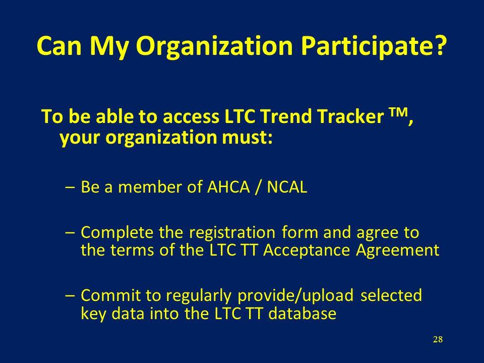 28 Can My Organization Participate.