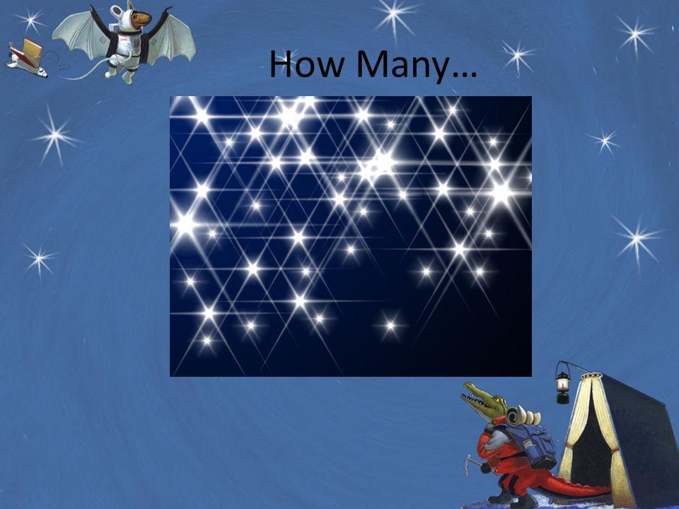 How Many…