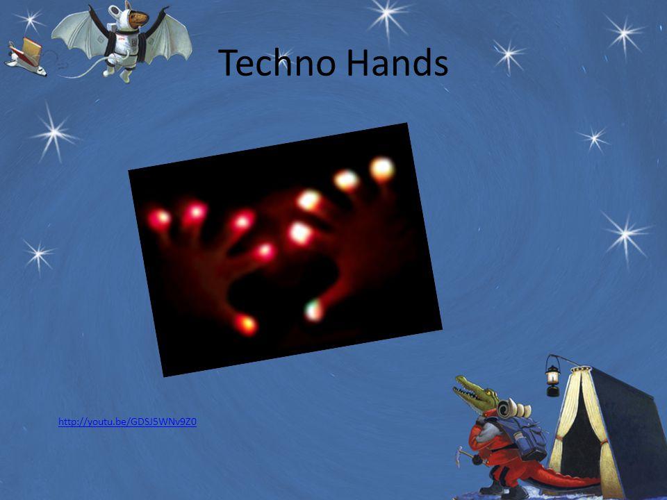 Techno Hands http://youtu.be/GDSJ5WNv9Z0