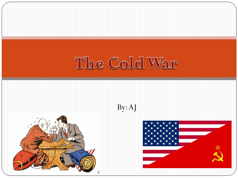 1991 COLD WAR ENDS!