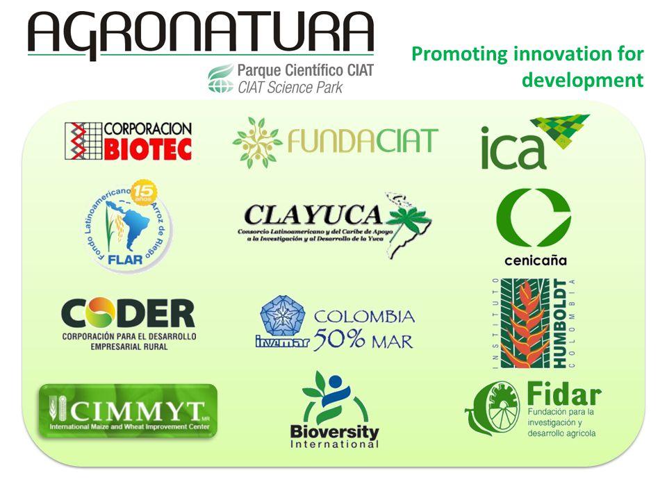 Promoting innovation for development