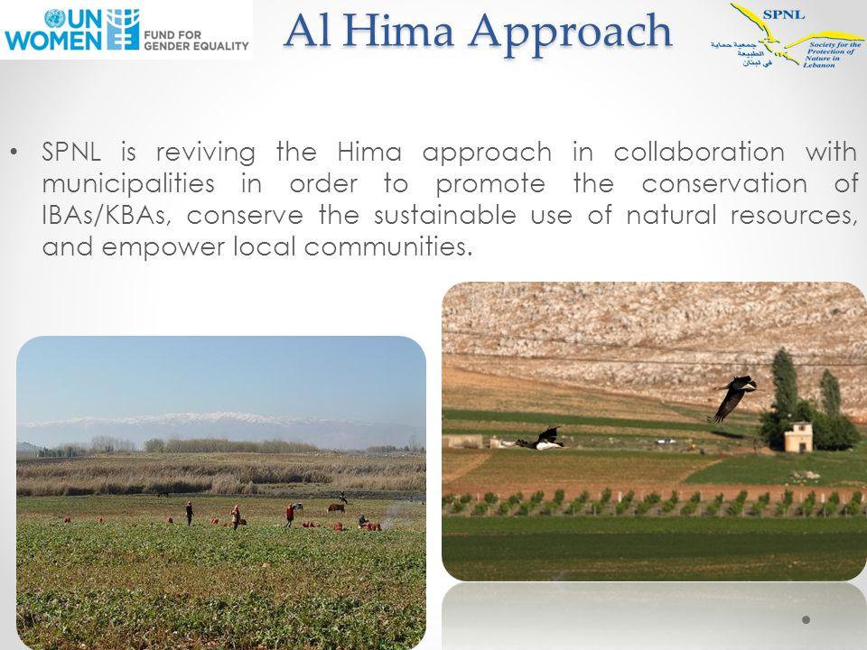 Why Al Hima Approach.