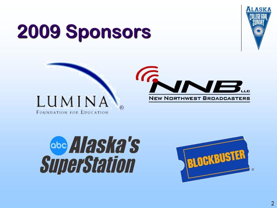 2 2009 Sponsors