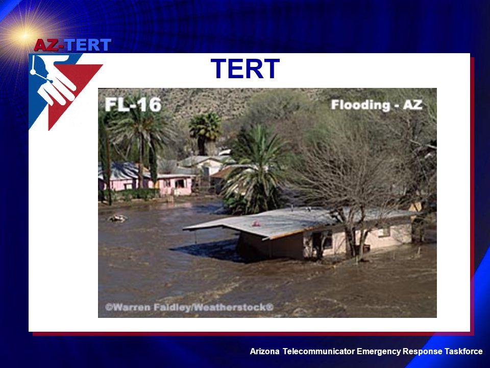 AZ-TERT Arizona Telecommunicator Emergency Response Taskforce TERT