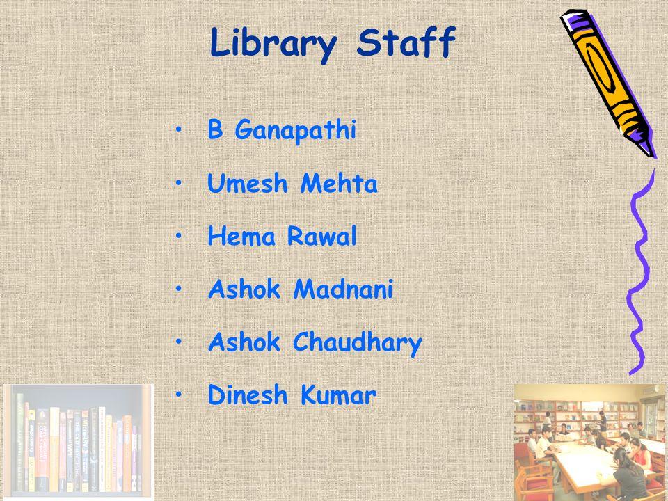 Library Advisory Committee Prof. Sunil ShuklaProf.