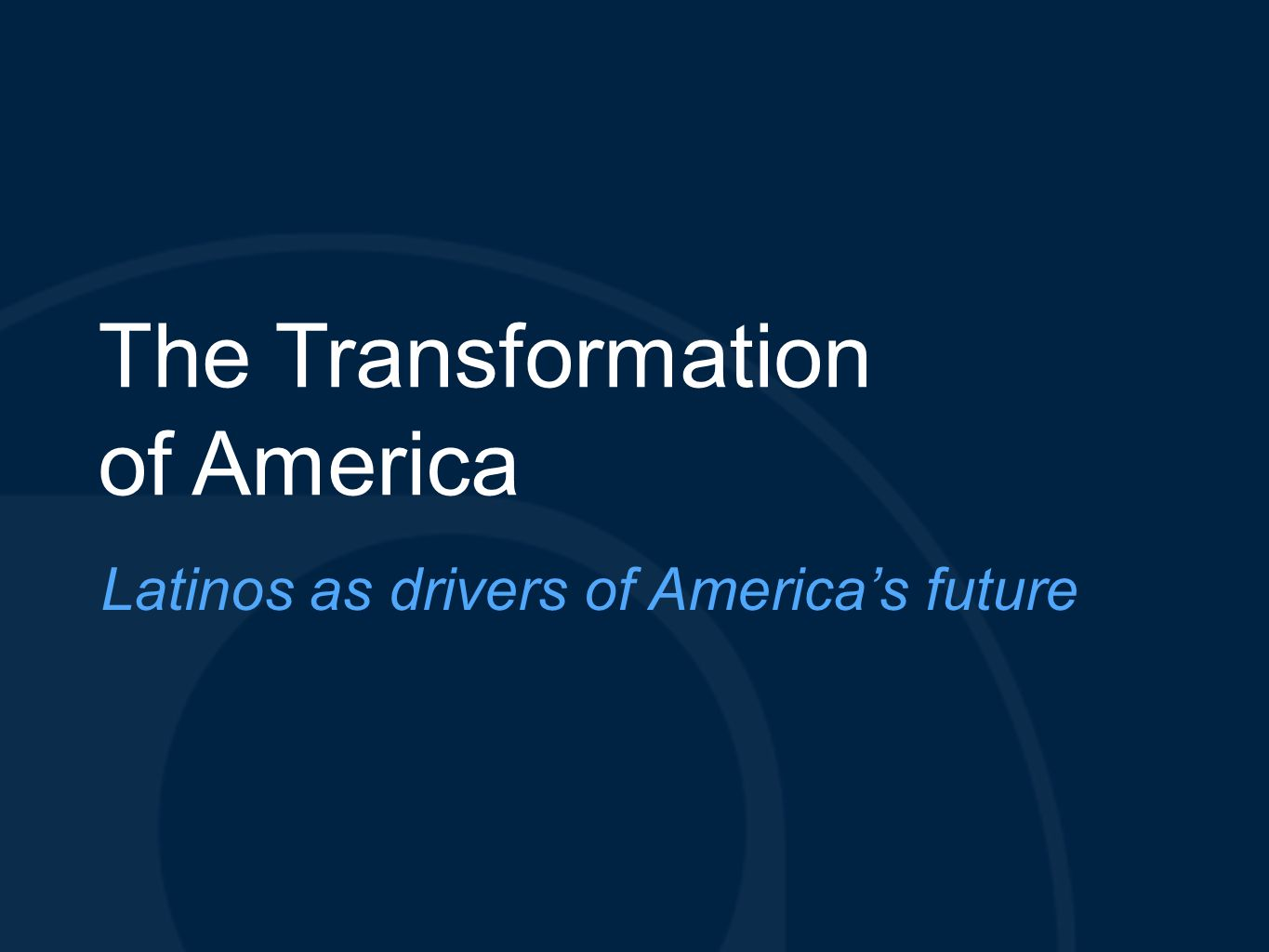 Continued growth of Latino electoral power brings national attention to Latino engagement.