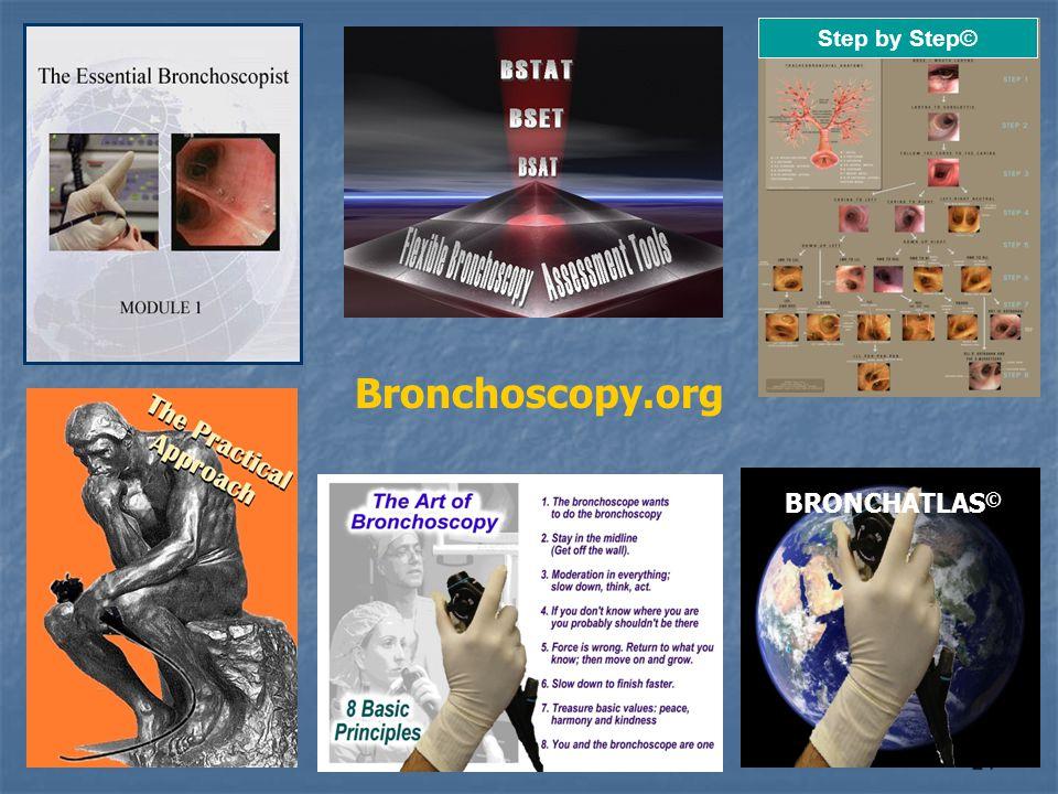 BI24 BRONCHATLAS © Step by Step© Bronchoscopy.org