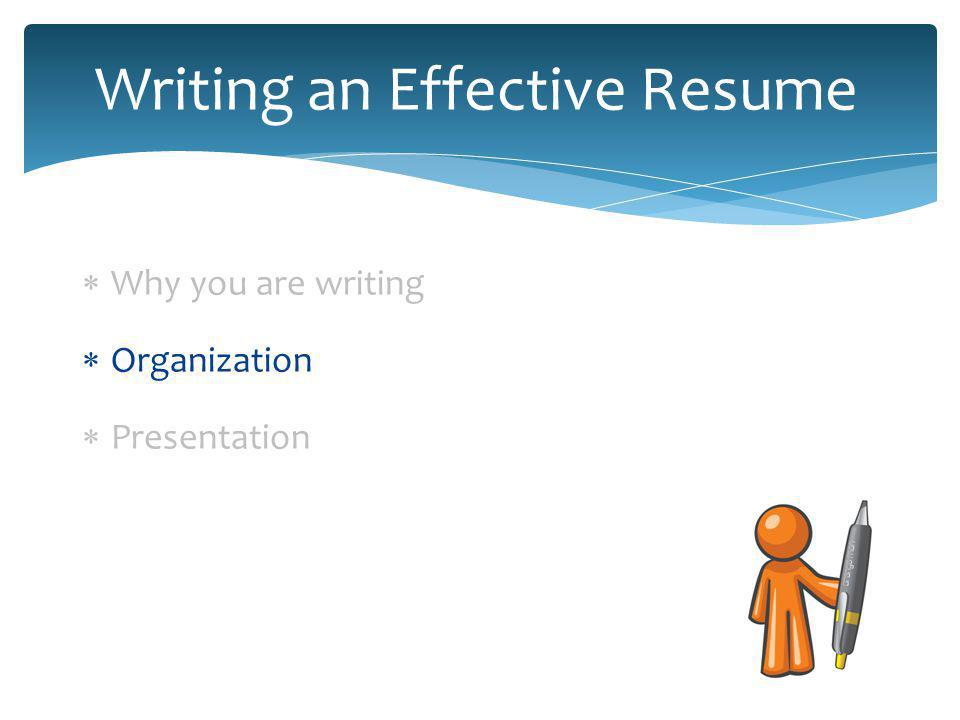 Summary of sections Name Address, telephone number, e-mail address Objective Education Experience Achievements and awards Skills Professional affiliations Publications or projects Optional