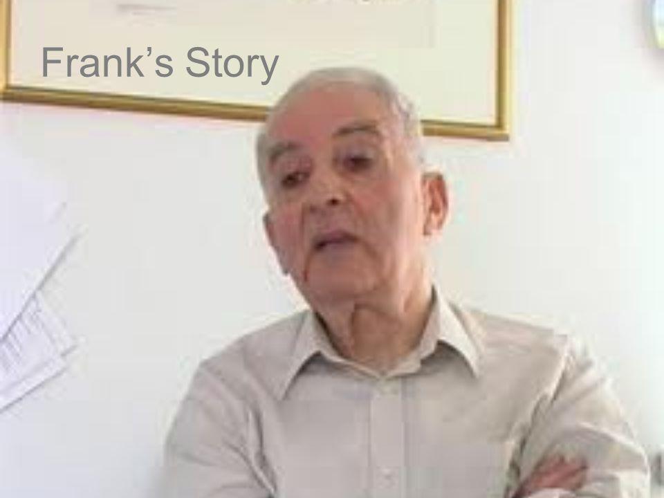 Frank's Story