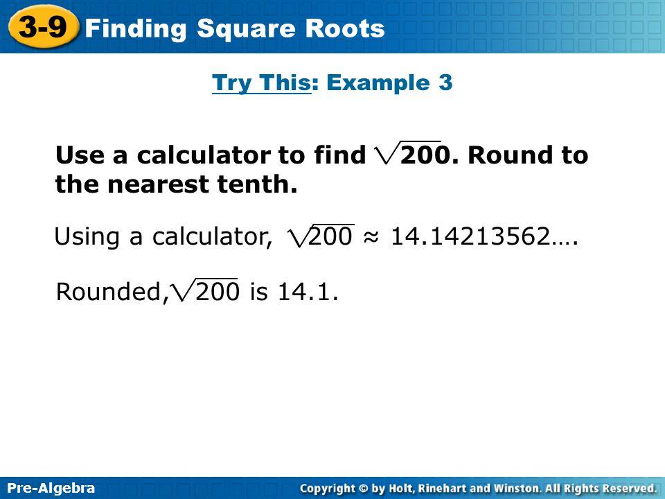 pre algebra calculator