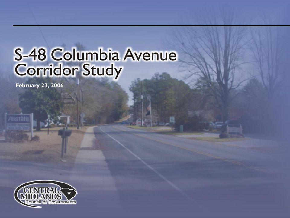 What is the S-48 Corridor? Study Area