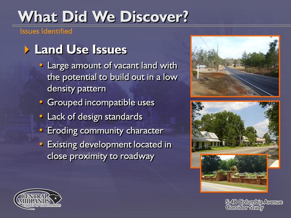  Give Feedback and Ask Questions Tonight What do think about the Preliminary Alternatives.