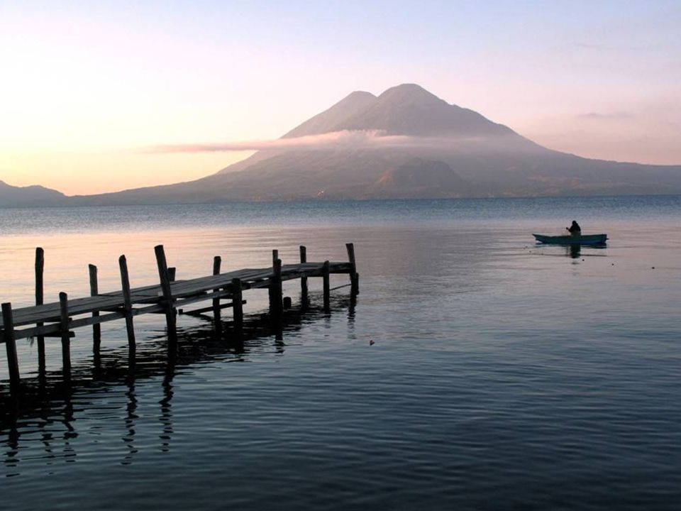 Guatemala's Western Highlands Natural Beauty and Tremendous Poverty