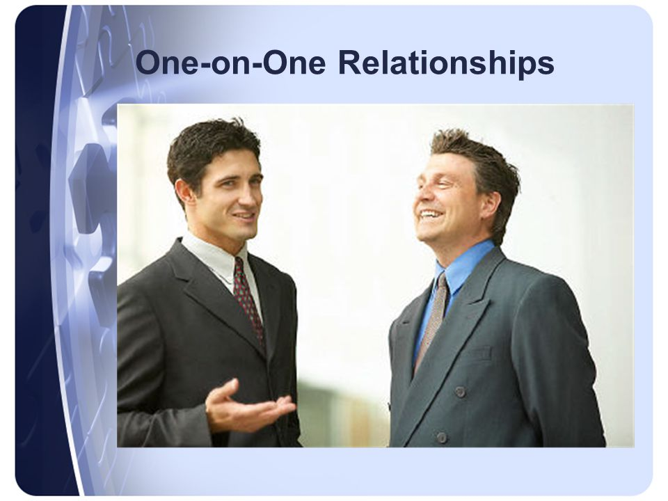 One-on-One Relationships