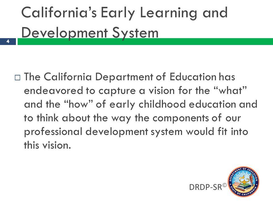 DRDP-SR © DRDP-SR © Provides Snapshot of Children's Knowledge and Skills 25