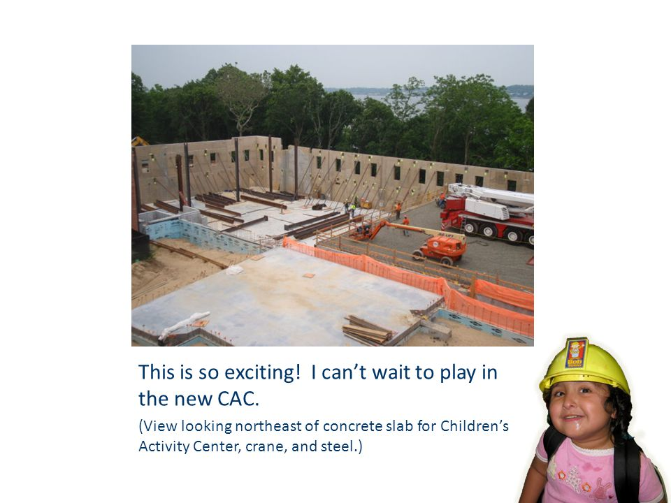This is so exciting. I can't wait to play in the new CAC.