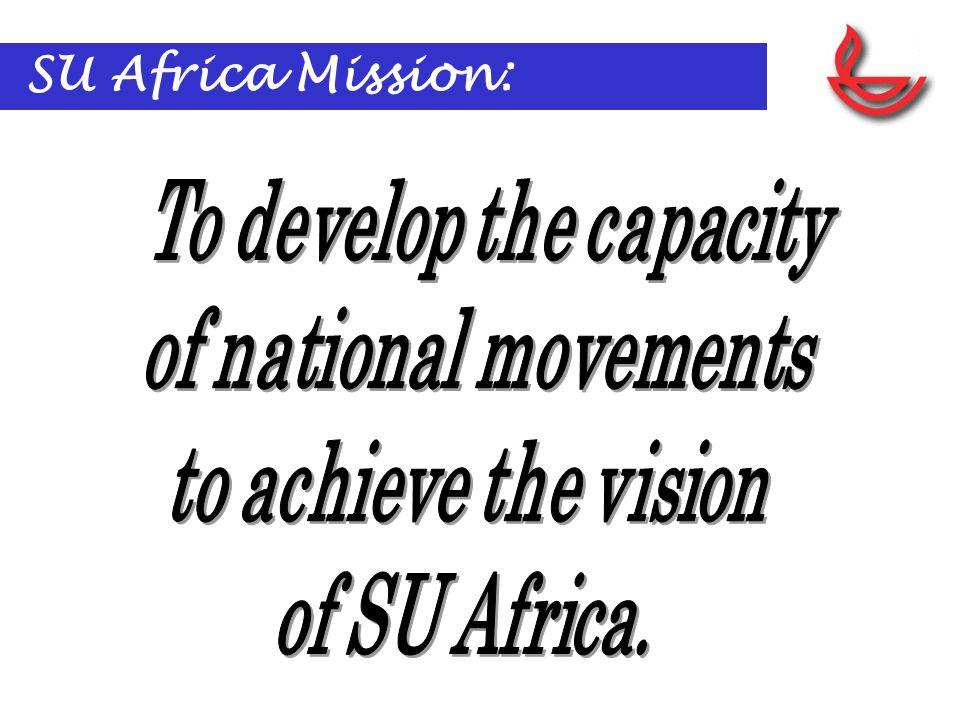 SU Africa Mission: