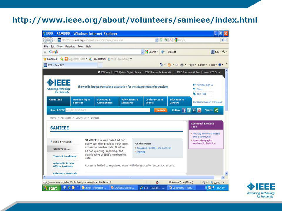 http://www.ieee.org/about/volunteers/samieee/index.html