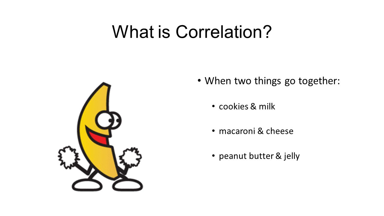 What is Statistical Correlation.A mutual relationship between two variable quantities.
