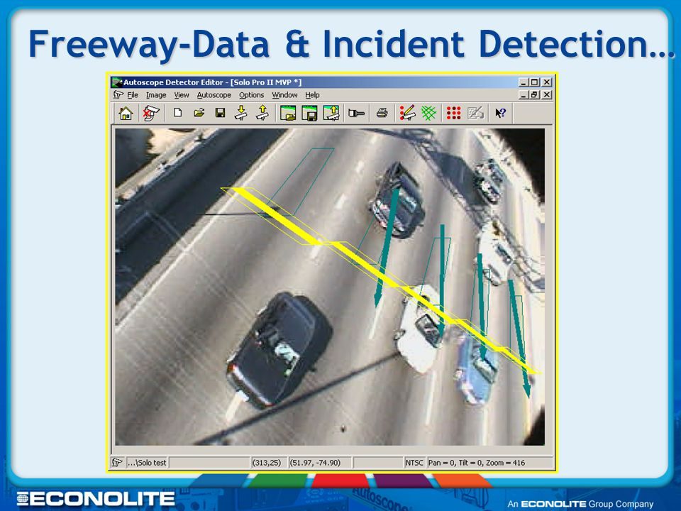 Freeway-Data & Incident Detection…