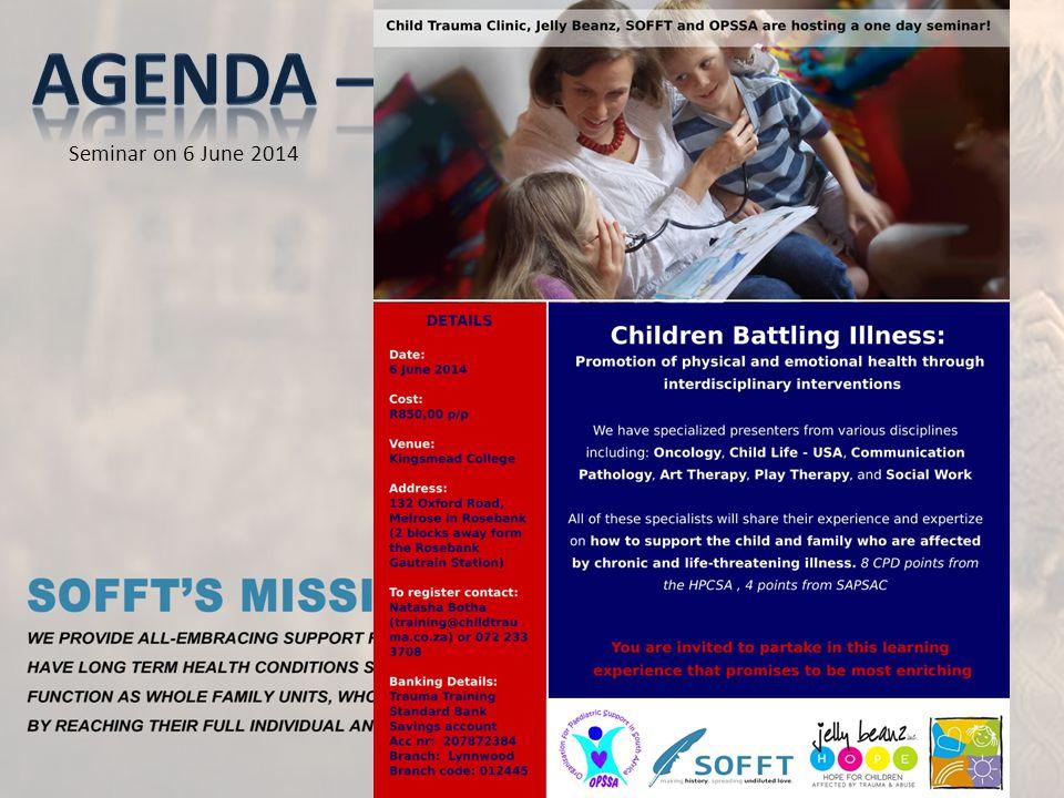Seminar on 6 June 2014