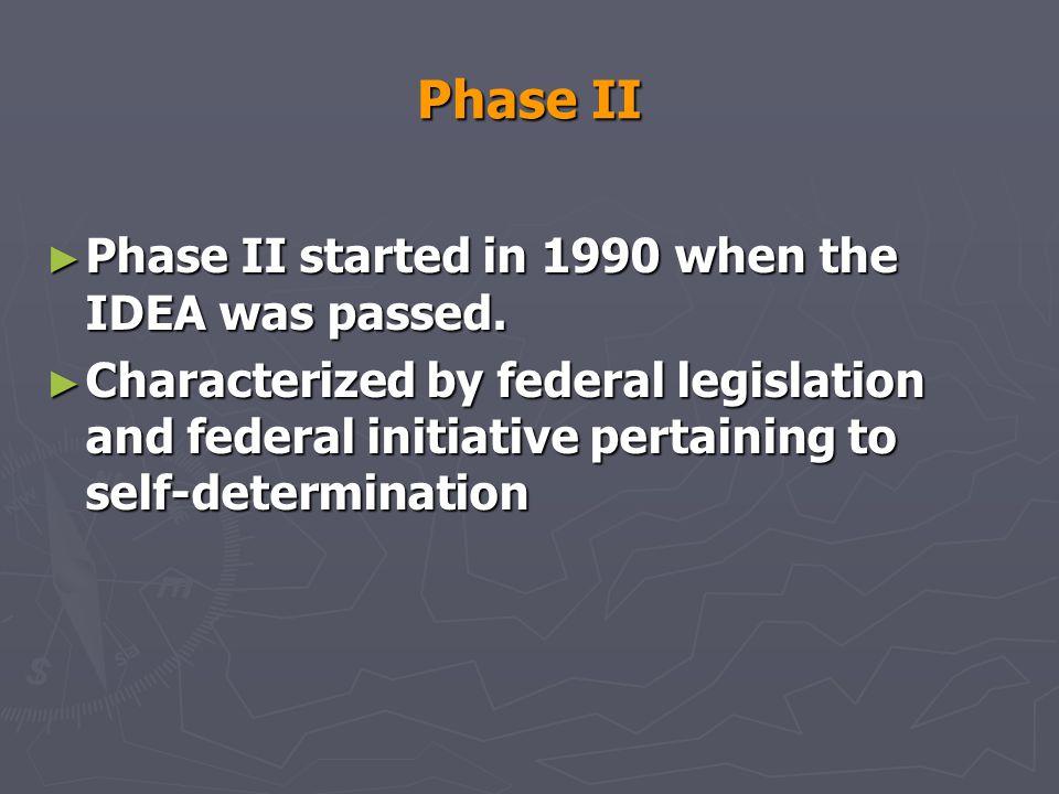 Federal Mandates Pertaining to SD IDEA: ► ….