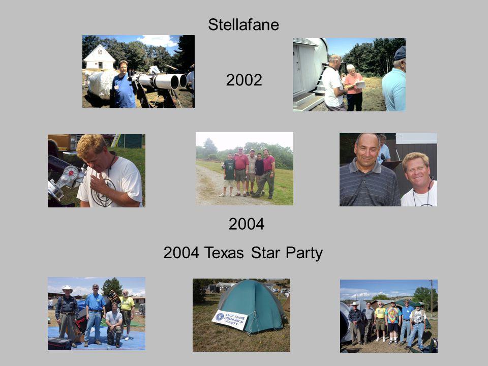 Stellafane 2002 2004 2004 Texas Star Party