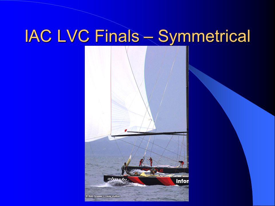 IAC LVC Finals – Symmetrical