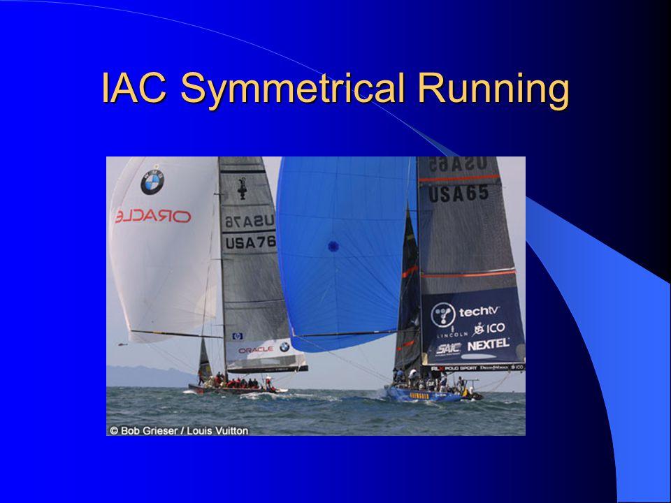 IAC Symmetrical Running