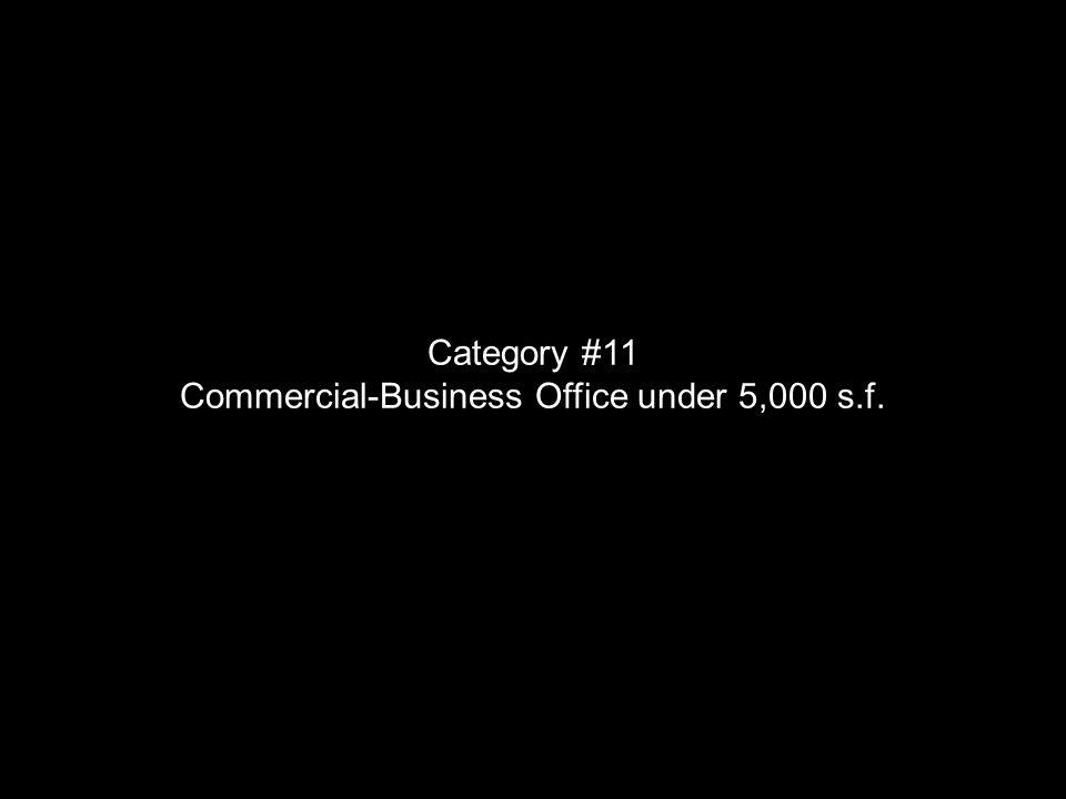 Design Statement – Business Office under 5,000 s.f.