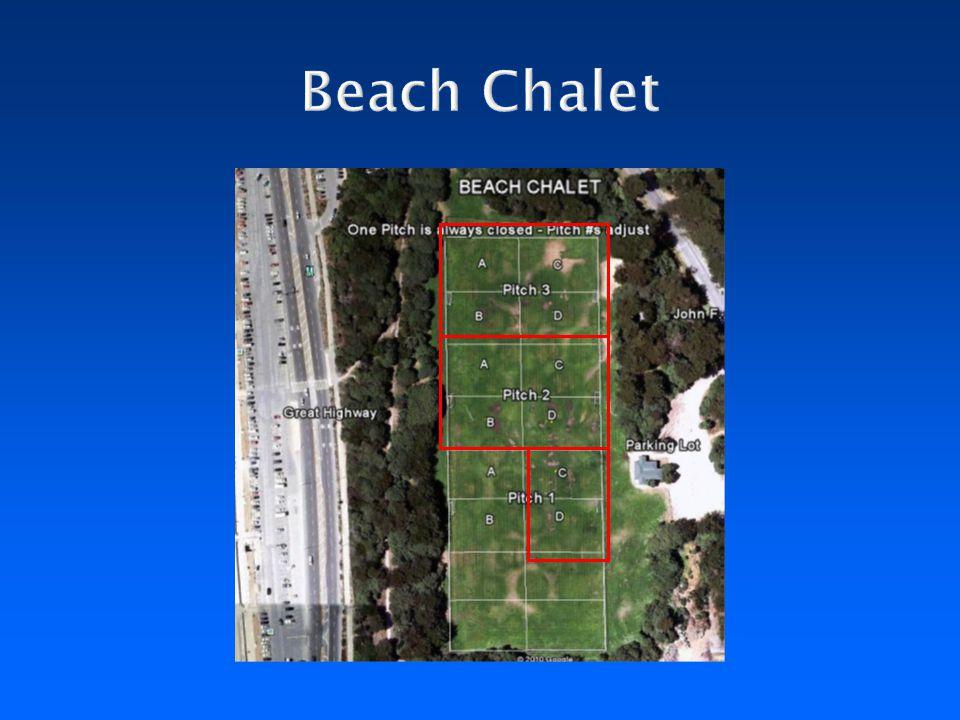 Beach Chalet