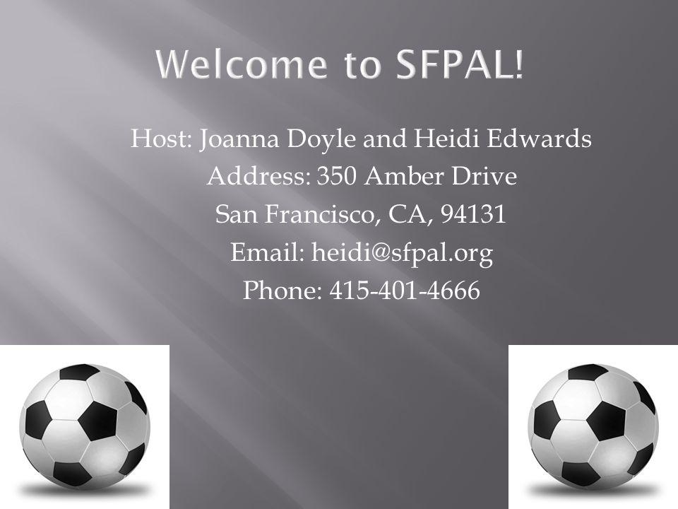 Welcome to SFPAL.