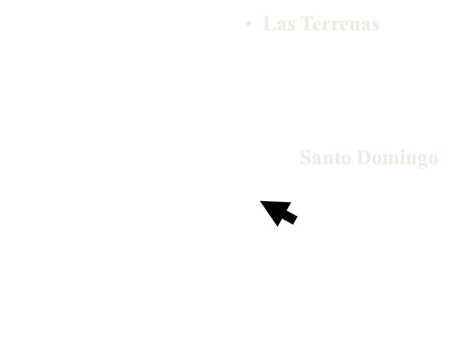 Las Terrenas Santo Domingo