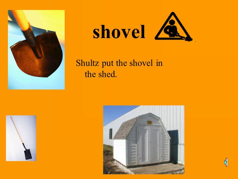 shave Shameer should shave with shaving cream.