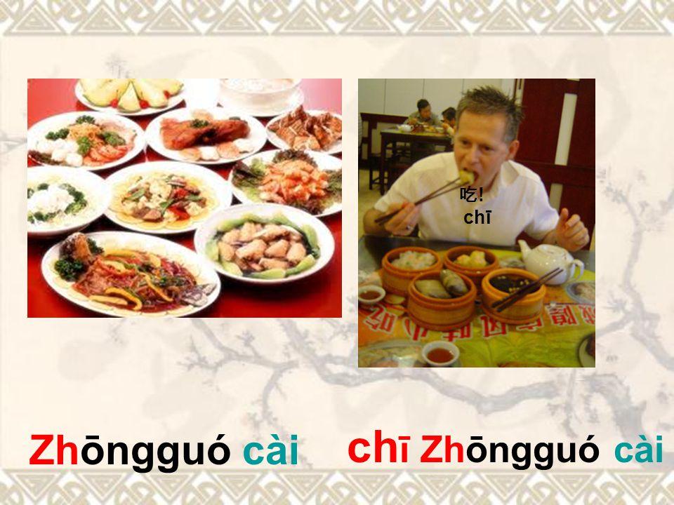 Zhōngguó cài 好吃 !! Hào chī 好吃 ! Hào chī