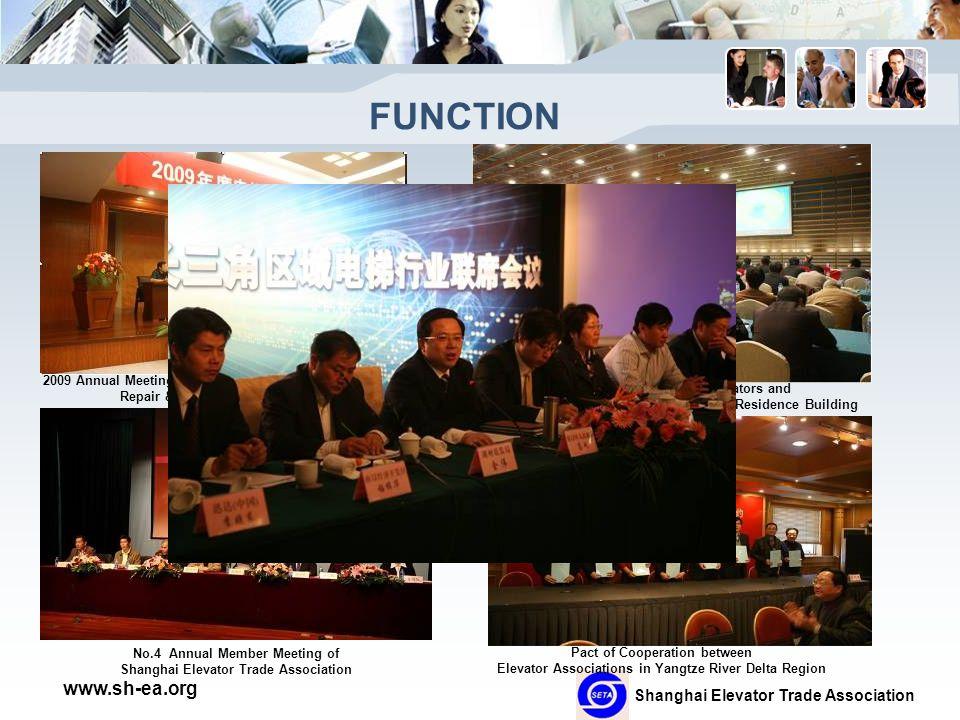 Shanghai Elevator Trade Association www.sh-ea.org  WEBSITE(English) www.sh-ea.org
