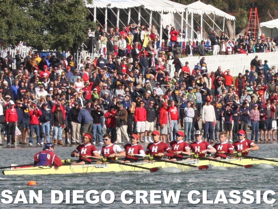 San Diego Crew Classic 8 SAN DIEGO CREW CLASSIC
