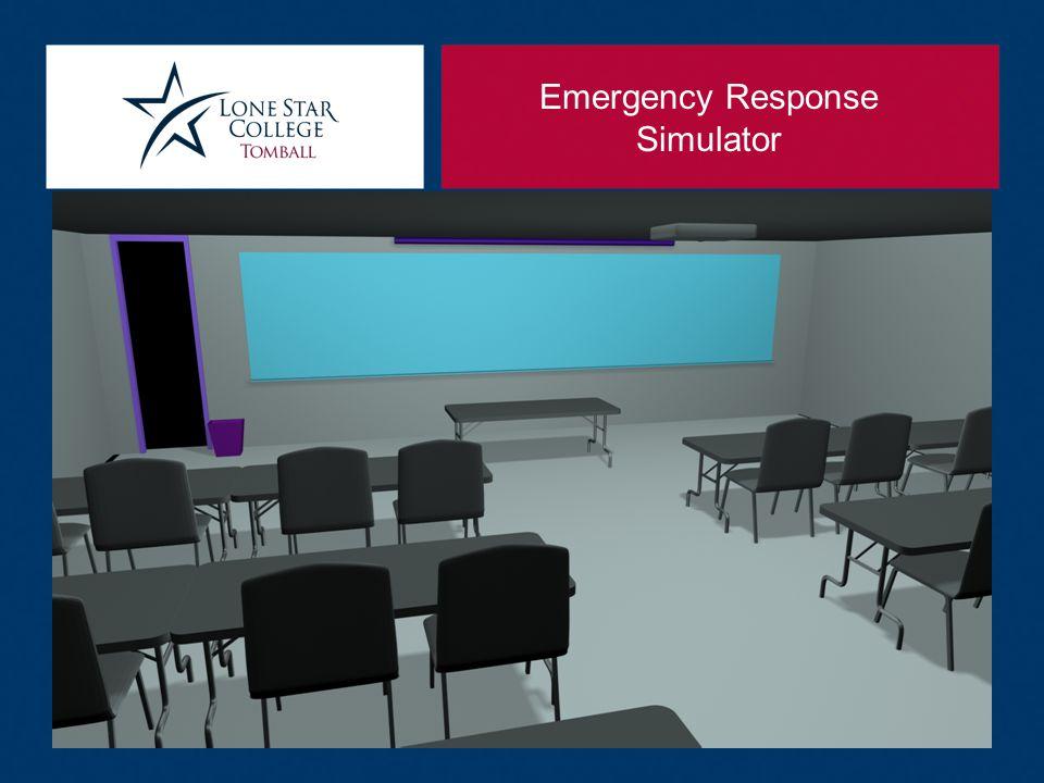 Emergency Response Simulator