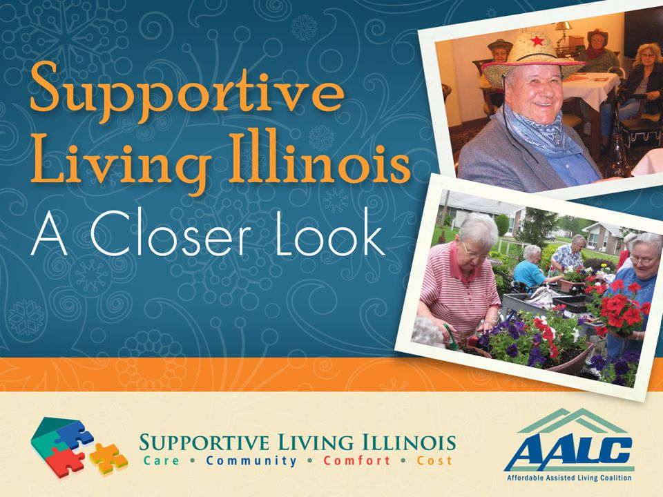 Who Qualifies for Supportive Living.